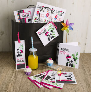 Panda Gift Bag Bundle
