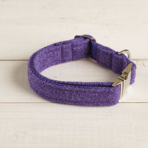 Hamish Harris Tweed Dog Collar