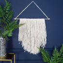 Boheme Dream Textile Wall Hanging