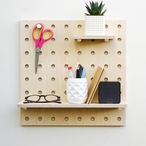 Pegboard Shelving System - furniture