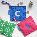 Personalised Football Coin Purse