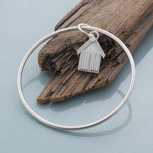 Beach Hut Bangle