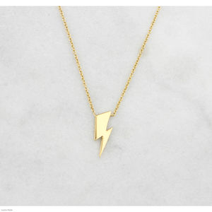 Bowie Flash Necklace - necklaces