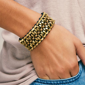 Manda Statement Cuff - fashion jewellery