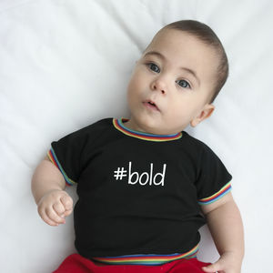 Unisex #Bold Statement T Shirt - t-shirts & tops