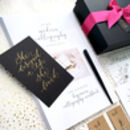 The Ultimate Modern Calligraphy Set Learn In Seven Days