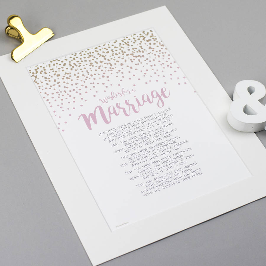 Wedding Gift Poem Presence Not Presents : homepage > BESPOKE VERSE > PERSONALISED MARRIAGE POEM WEDDING GIFT