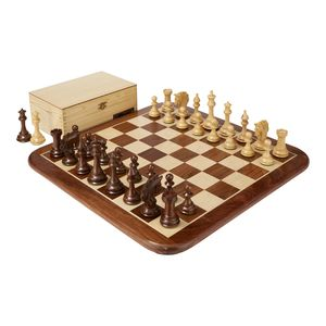 Tilted Mayfield Chess Set