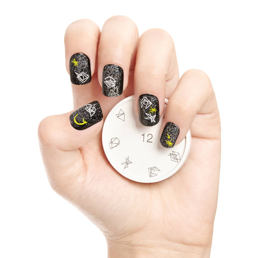 My Name Is Art Diy Nail Art Gift Set By Apharsec