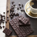 Dark Coffee Bean 70% Dark Chocolate Bar