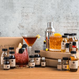 Three Month Cocktail Kit Subscription - drinks connoisseur