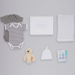 New Baby Essentials Gift Hamper - gifts for mums-to-be