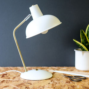 Retro Angle Desk Lamp - lighting