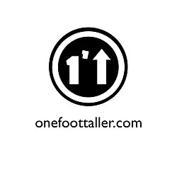 one foot taller lighting logo uk quality lighting