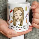 Personalised Create Your Own Teacher Mug