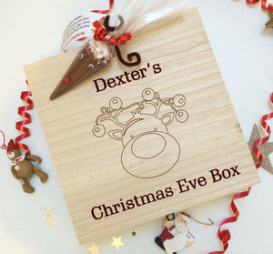 Christmas Eve Box - christmas home accessories