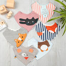 Little Animal Dribble Bib