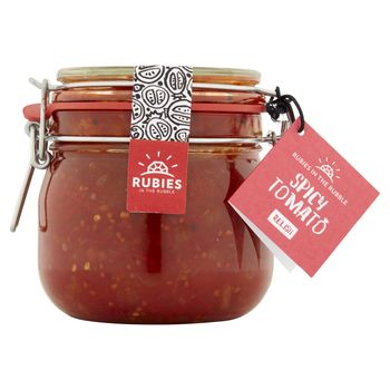 Rubies In The Rubble Spicy Tomato Kilner