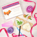 Dino Egg Cake Pop Kit