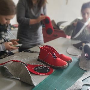 Slipper Making Hen Party With Overnight Stay In Wales - craft & art
