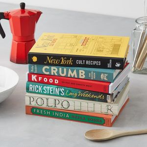 Cookery Book Subscription - interests & hobbies