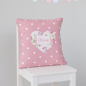 Personalised New Baby Girl Gift - bedroom