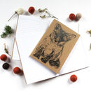 Foxy Fox Cub A6 Pocket Sized Notebook