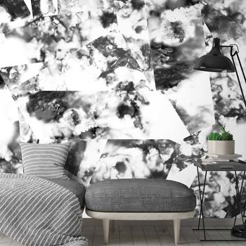 Fractures Wall Mural By Jess Howard