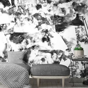Fractures Wall Mural By Jess Howard - home decorating