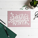 Positive Affirmation Paper Cutting Kit