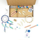 Make Your Own Dreamcatcher Craft Kit Activity Box