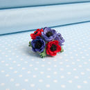 Anemone Brooch In Two Colour Choices