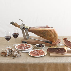 Brindisa Spanish Ham Kit - food hampers
