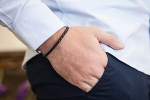 Northcote Leather Bracelet