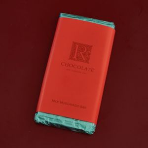 Muscavado Caramel Milk Chocolate Bar
