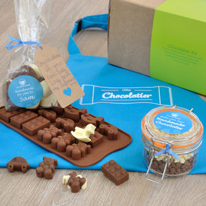 Make Mum Some Baby Shower Or Christening Chocolates - make your own kits