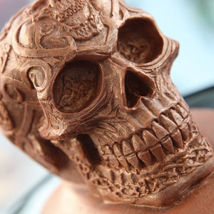 Chocolate Skull - novelty chocolates