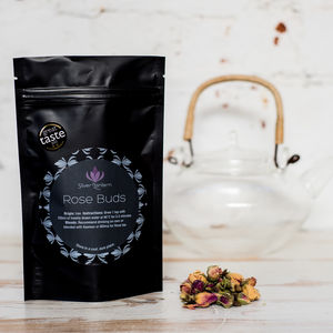 Rose Bud Tea - tea & infusions
