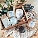 Grow And Make Your Own Organic 'Relaxing' Pamper Kit