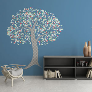 Wiggling Tree Vinyl Wall Art - new in baby & child