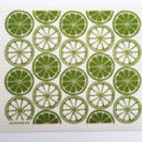 Lime dishcloth