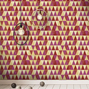 Circus Pattern Wallpaper - wallpaper