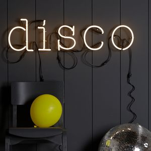 Neon Letter Light - shop by category