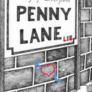 Personalised Initials Penny Lane Print