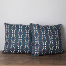 Pair Of Puffin Cushions