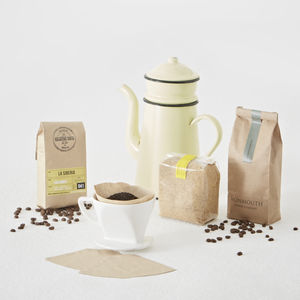 Coffee Lover Gift Box - gifts for new parents