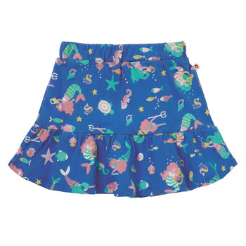 Kids Mermaid Skirt