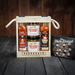 Spice Lover's Gift Set - gifts for him