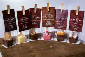 Hot Chocolate Spoons Subscription - teas, coffees & infusions