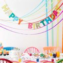 Colourful Happy Birthday Bunting